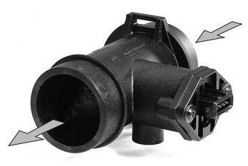 Датчик массового расхода воздуха (ДМРВ) - устройство, предназначенное для оценки количества воздуха, поступающего в...